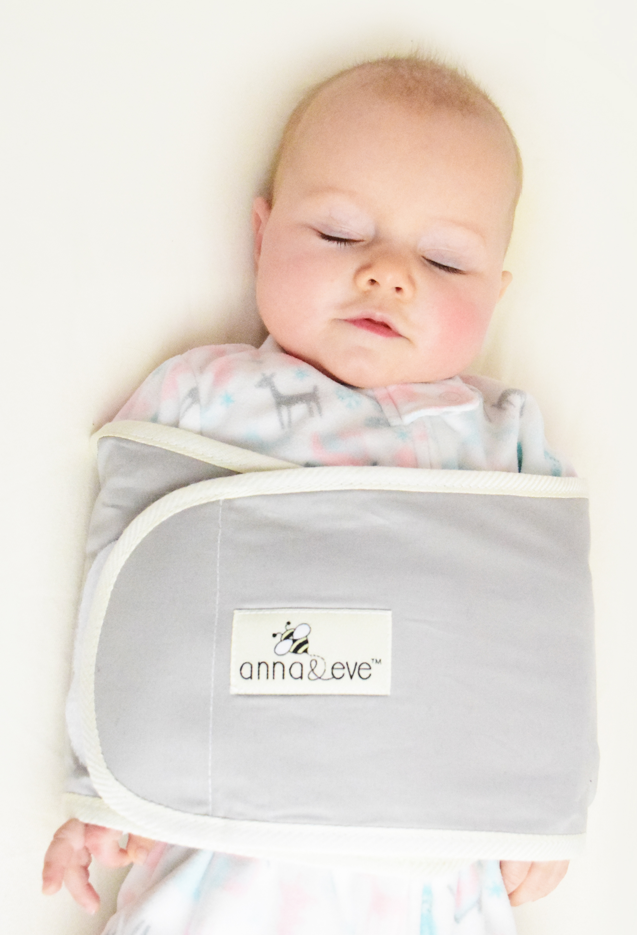 Anna Amp Eve Swaddle Strap Baby Swaddle The Lifechanger
